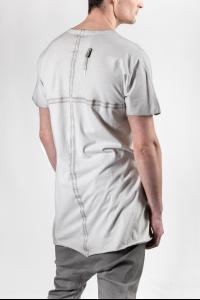 Boris Bidjan Saberi ONE PIECE TS RF SEAM TAPED Short Sleeve T-shirt
