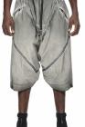HAM.CUS Seam Taped Loose Shorts