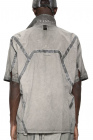 HAM.CUS Seam Taped Cold Dyed Short Sleeve Shirt