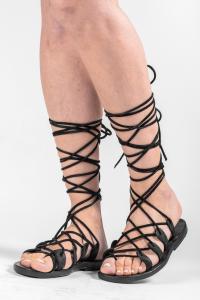 Dimissianos & Miller Spartiatiko Leather Sandals