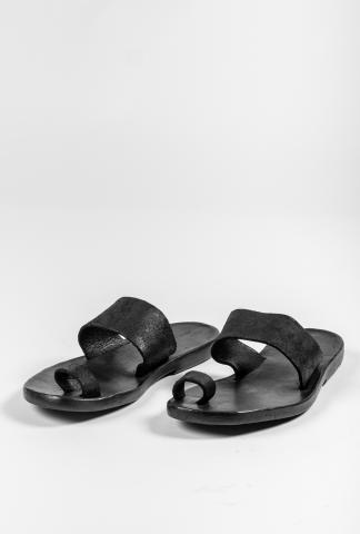 Dimissianos & Miller Daktylo Leather Sandals
