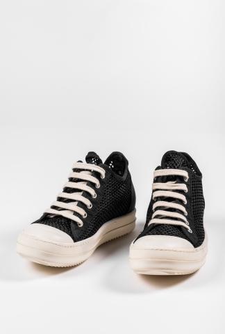 DRKSHDW by Rick Owens Ramone Low Top Mesh Sneakers