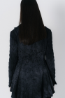 Chiahung Su Logtree Fitted Blazer with Exposed Seams