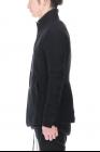 D.HYGEN Cashmere Mix Knit Tailored JKT