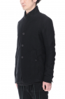 D.HYGEN Cashmere Mix Knit Tailored JKT