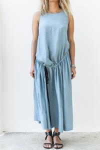 Uma Wang Pullable Pleated Dress