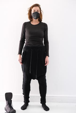 Rundholz Knitted trousers