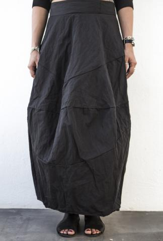 SIMONA TAGLIAFERI SS1613/CO CARBON  CLOUD SKIRT
