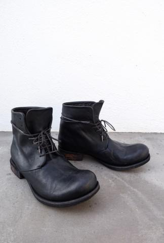 A1923 D2 Kangaroo Leather Ankle Boots