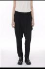 Isabel Benenato Lightweight Wool Low Croutch 4 Pockets Pant