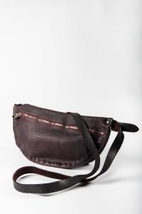 Guidi Q09M CV23T Double Layer Cross-body Bag