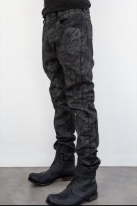Versuchskind Waxed Tapered Jeans