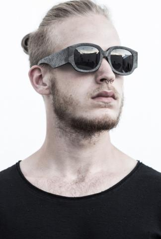 RIGARDS Black sanjuro sunglasses