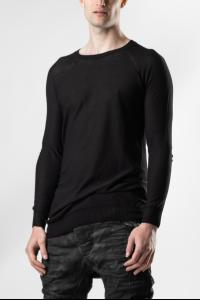 Boris Bidjan Saberi KNLS3 Lightweight Knitted Sweater