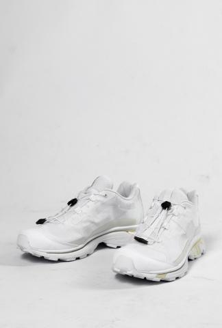 11byBBS Salomon BAMBA5 White Low Top Hiking Sneakers