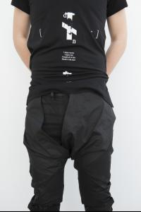 JULIUS_7 Wrap-up Pants