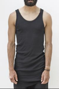 11 By BBS Black tank top