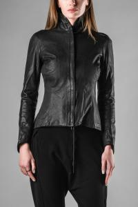 MUT Throne Collar Leather Jacket