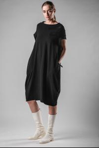 Rundholz Mesh Panelled Dress