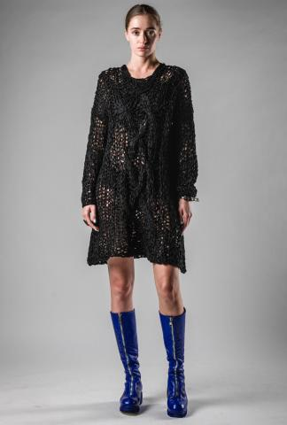 Rundholz Knitted Tunic Dress