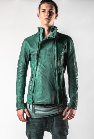 Boris Bidjan Saberi J4 Leather Jacket