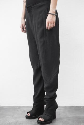 Alexandra Marchi curved pants