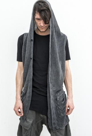 Masnada man knit vest