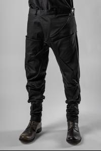 Leon Emanuel Blanck DIS-M-5PLP/01 Anfractuous Distortion 5-Pocket Tapered Trousers