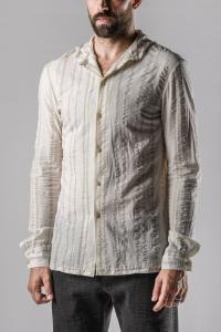 M.A+ H102H Hooded Fitted Shirt