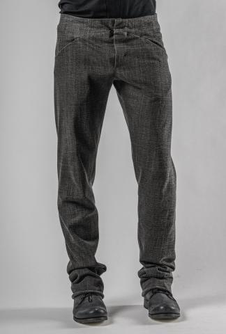 M.A+ P211 5-Pocket Fitted Trousers