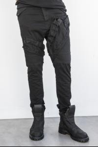 JULIUS_7 Slim Cargo Pants
