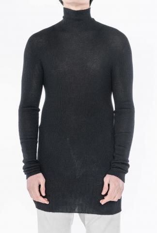 Boris Bidjan Saberi KNLS2 Knitted Cashmere Turtleneck