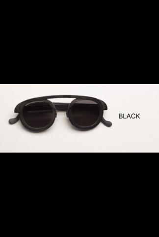 M.A+ one piece leather sunglasses (copy)