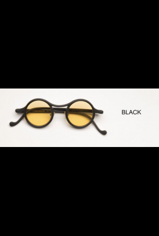 M.A+ one piece round glasses