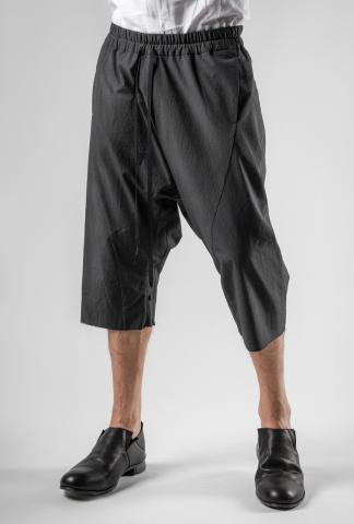 Individual Sentiments Curved Seam Shorts