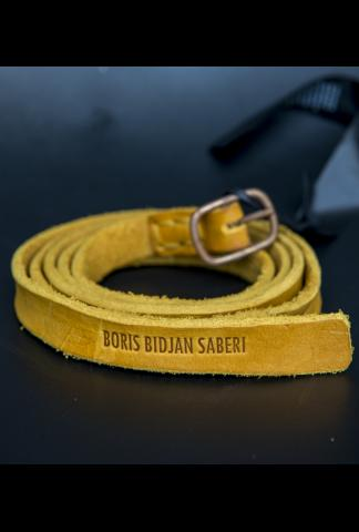 Boris Bidjan Saberi Yellow belt