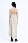 Chiahung Su Asymmetrical Slip Dress