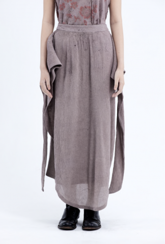 Chiahung Su Knotted Skirt