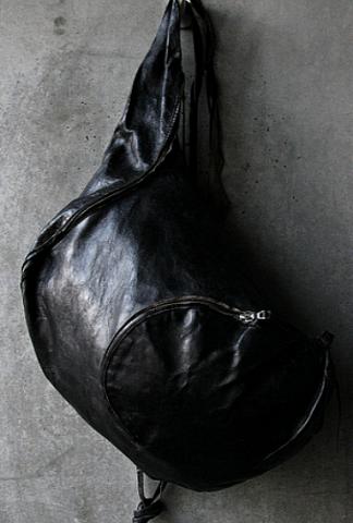 M.A+ Double Strap Spiral Cargo Bag