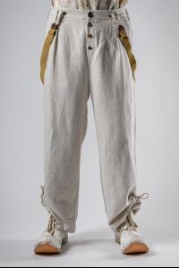 Aleksandr Manamis Painter's Summer Trousers