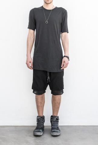 Boris Bidjan Saberi P10 layered drop crotch shorts