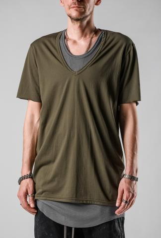 A.F. Artefact V- Neck Short Sleeve T-shirt