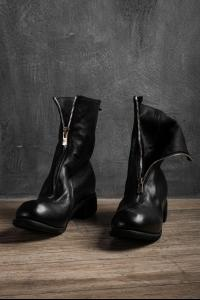 Guidi PL2 Front-zip Boots