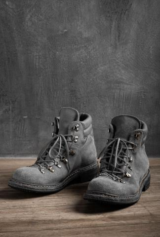 Guidi Reversed Buffalo Leather CO49T Hiking Boots