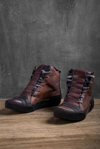 Boris Bidjan Saberi BAMBA1 High-top Sneakers