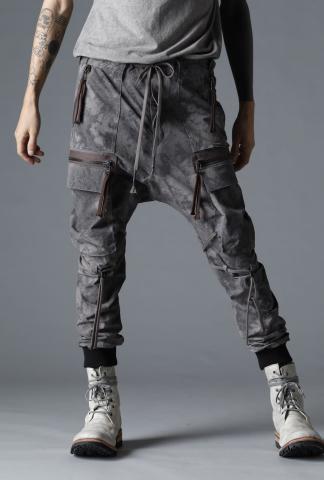 D.HYGEN CORDURA Cargo Trousers