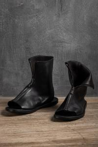 Dimissianos & Miller Zipped Mule Sandals