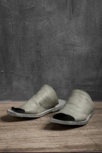 Dimissianos & Miller Leather Mule Sandals