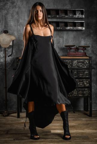 AtelierSeptem Unfold Me Easy Silk Dress