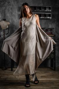 AtelierSeptem Unfold Me Silk Dress